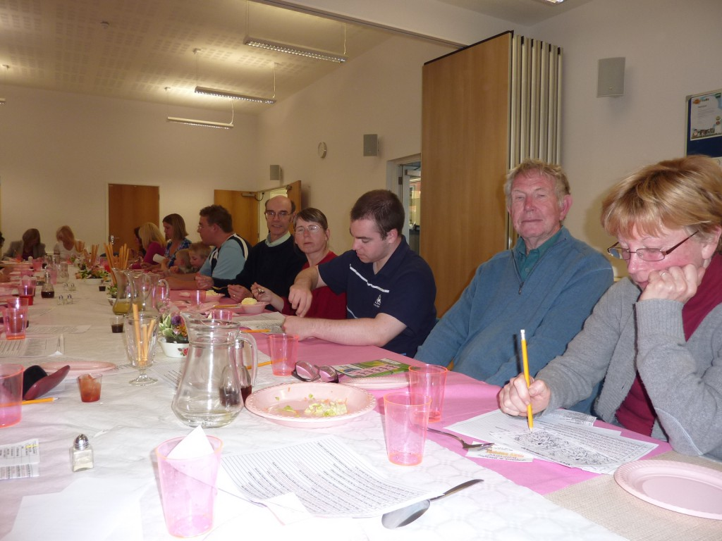 1. May Supper 2011