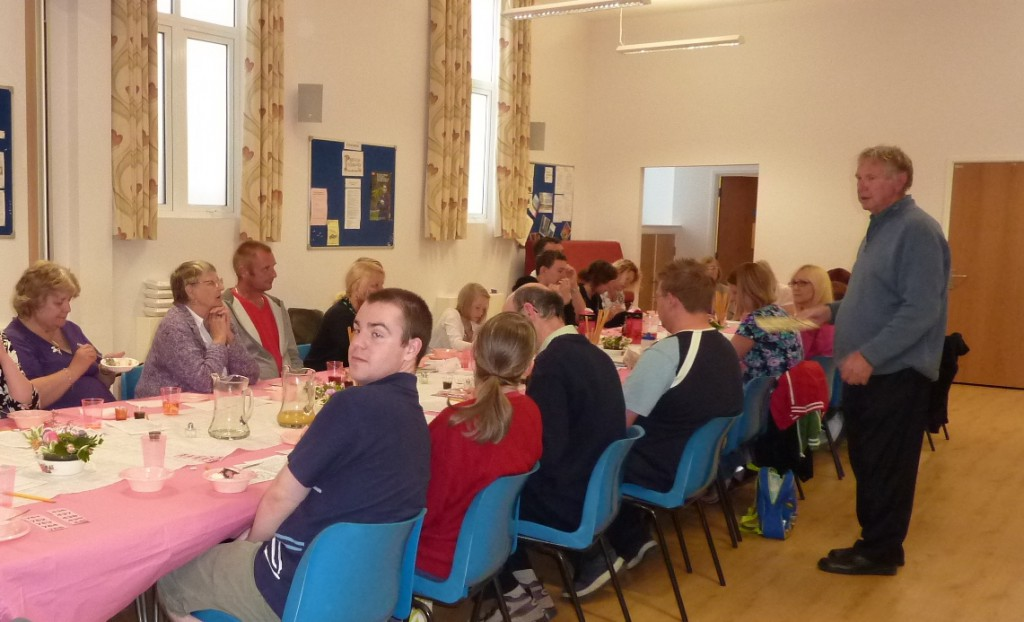 2. May Supper 2011
