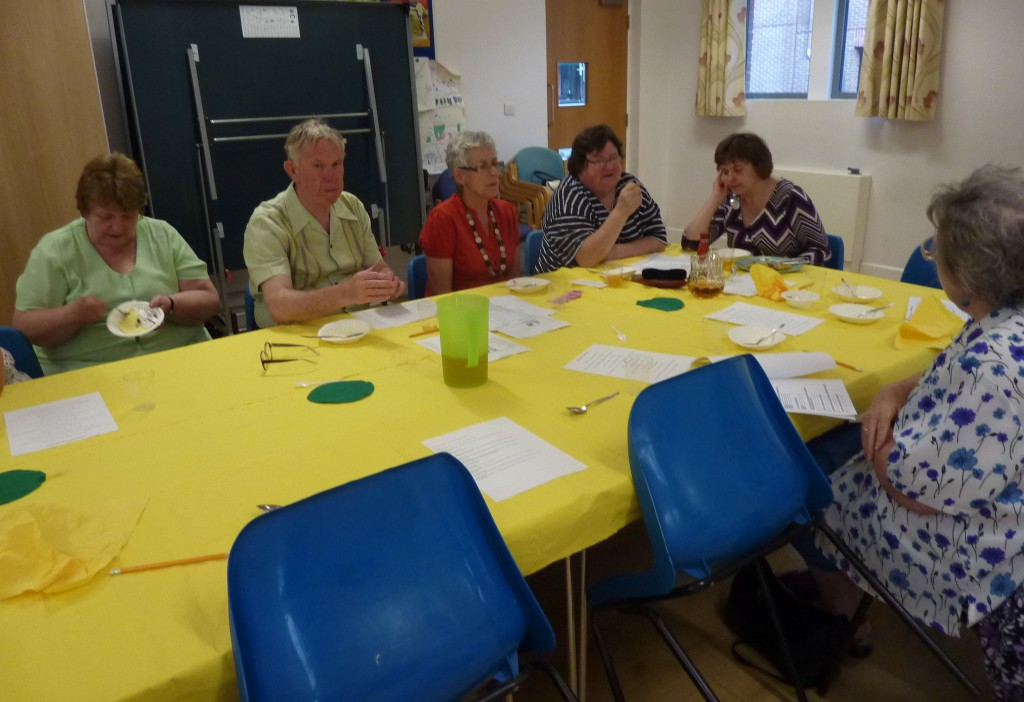 2. May Supper 2012