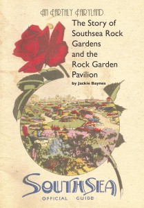 Cover of Jackies Southsea Official Guide Book